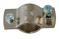 Kopp Erdungsrohrschelle Ø 21,3 mm