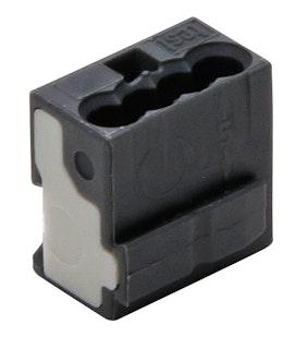 Kopp Steckklemme 4 Klemmstellen 0,6 - 0,8 mm²
