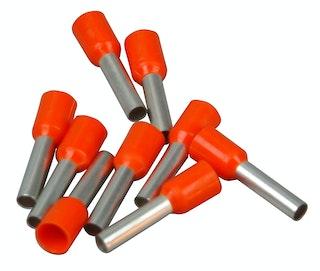 Kopp Aderendhülse verzinnt, mit Kragen, 4 mm²