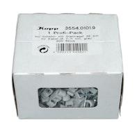 Kopp iso- Schelle 7-11 mm