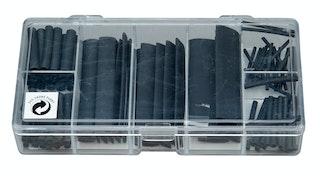 Kopp Schrumpfschlauchsortiment 1,5 - 13 mmm schwarz