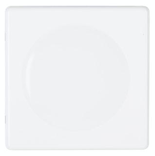 Kopp Dimmat-Abdeckung VISION arktis-weiß