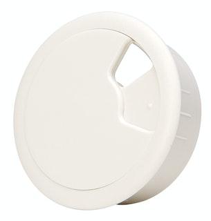 Kopp Kabeldurchgangsdose Ø 60 mm weiß