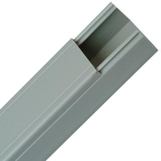 Kopp Kabelkanal 60x40 mm, 2m, lichtgrau