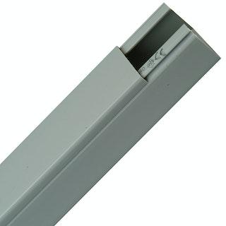 Kopp Kabelkanal 40x40 mm, 2m, lichtgrau