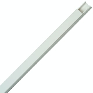 Kopp Kabelkanal 20x10 mm, 2m, weiß