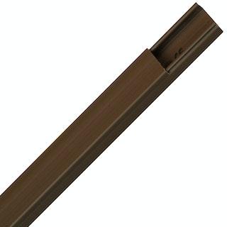 Kopp Kabelkanal 20x10 mm, 2m, braun