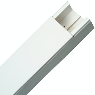 Kopp Kabelkanal 100x60 mm, 2m, weiß