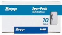 Kopp Abdeckrahmen PARIS 1-fach arktis-weiß, Profi-Pack