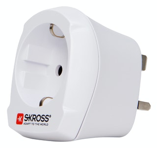 Kopp World-Travel-Adapter Europa nach England