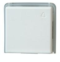 Kopp Universalschalter UP-Feuchtraum arktis-weiß