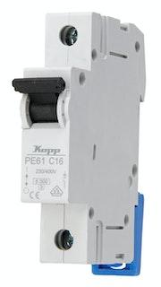 Kopp Leitungsschutzschalter 1-polig 16A