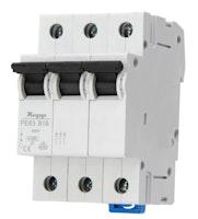 Kopp Leitungsschutzschalter 3-polig 16A