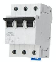 Kopp Leitungsschutzschalter 3-polig 25A