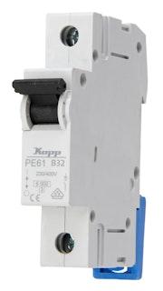 Kopp Leitungsschutzschalter 1-polig 32A