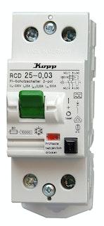 Kopp Fehlerstrom-Schutzschalter 25A