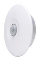 Kopp INFRAcontrol 3D 360° Bewegungsmelder weiß