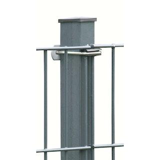 Kraus DS Pfosten B 60x40 mm für Haltebügel - zum Einbetonieren