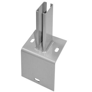 Kraus Standfuß - L-Stein für DS Rechteckpfosten 60 x 40 mm