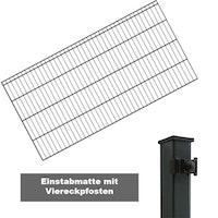 Kraus Dino trend Komplettset - Viereckpfosten - 2-50 Meter