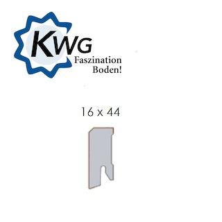 KWG Steckfußleiste für Samoa Erle elegant L-1603