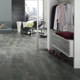 KWG Designervinyl ANTIGUA STONE Schiefer grigio-Exclusiv