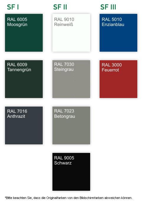 Standardfarben LEGI