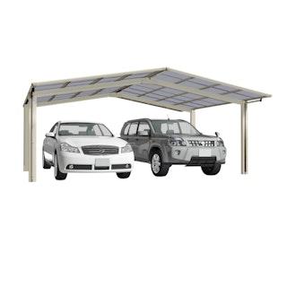 Ximax Carport Linea Typ 80 M-Ausführung 495 x 545 cm