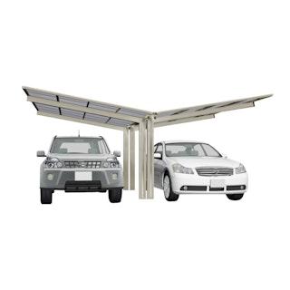 Ximax Carport Linea Typ 80 Y-Ausführung 495 x 547 cm