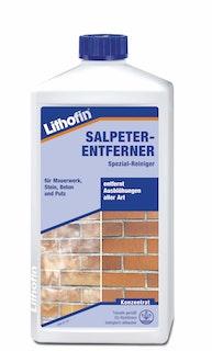Lithofin Salpeter-Entferner - 1 Liter