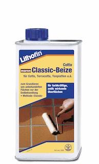 Lithofin Cotto Classic-Beize maron