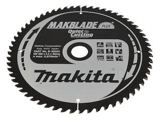 Makita MAKBLADE+ Sägeb. 260x30x60Z B-32524