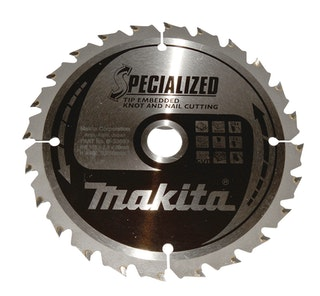 Makita SPECIALIZED Sägeb.165x20x24Z B-33093