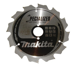 Makita SPECIALIZED Sägeb.190x30x12Z B-33554