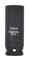 "Makita Steckschlüssel 1/2"" SW22-81.5 B-52255"
