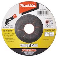 Makita Schruppscheibe 125mm 1Stk.flexibel B-53110