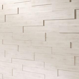 MeisterWerke Systempaneele NOVA SP 300 Pinie weiß4005-Holznachbildung