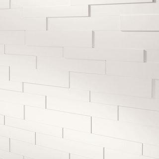 MeisterWerke Systempaneele NOVA SP 300 Weiß 4038-Nachbildung