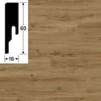 MeisterWerke Steckfußleiste Golden Oak 6999 - 20 PK