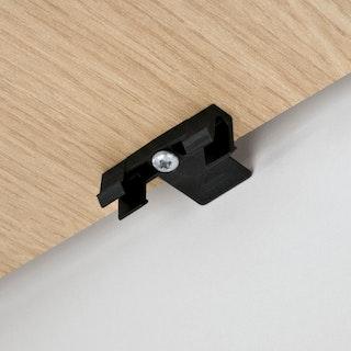 MeisterWerke Befestigungsklipps für Deckenabschlussleisten