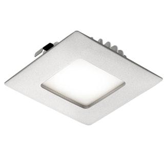 MeisterWerke NV-LED-Downlight BIG SHOT-QUADRO 7,5 Watt - 2er Set