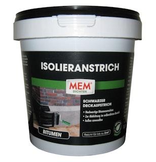MEM Isolieranstrich, versch. Größen