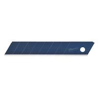 Milwaukee UNIVERSAL-KLINGE  Snap blade 18mm - 10pc 48229118