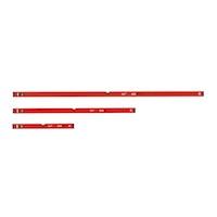 Milwaukee Wasserwaagen Slim 180/120/60cm Promo3tlg 4932459379