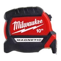 Milwaukee Premium-Bandmaß 10 m,27 mm breit magnet. 4932464601