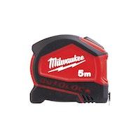 Milwaukee Pro-Compact Bandmaß 5m Autolock 4932464663