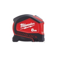 Milwaukee Pro-Compact Bandmaß 8m Autolock 4932464664