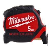 Milwaukee Premium-Bandmaß breit 5 m, 33 mm breit 4932471815