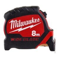 Milwaukee Premium-Bandmaß breit 8 m, 33 mm breit 4932471816