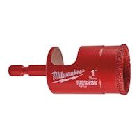 """Milwaukee Diamantbohrer 1/4"""" Hex 25 mm 49560517"""